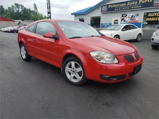 Used 2009 Pontiac G5 SE 5SPD 112K 2DR SAFETIED SE w/1SA for sale in Madoc, ON