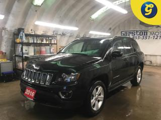 Used 2016 Jeep Compass HIGH ALTITUDE*POWER SUNROOF*LEATHER*HEATED FRONT SEATS*U CONNECT PHONE*KEYLESS ENTRY*POWER WINDOWS/LOCKS/HEATED MIRRORS* for sale in Cambridge, ON