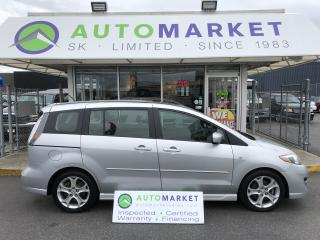 Used 2009 Mazda MAZDA5 GT WE FINANCE ANYONE! for sale in Langley, BC