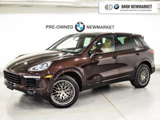 Used 2017 Porsche Cayenne w/ Tip for sale in Newmarket, ON