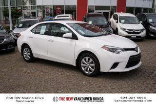 Used 2014 Toyota Corolla 4-door Sedan LE CVTi-S for sale in Vancouver, BC