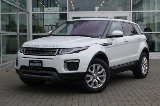 Used 2016 Land Rover Evoque SE Navi! Pano Roof! for sale in Vancouver, BC