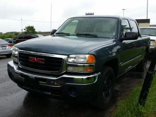 Used 2007 GMC Sierra 1500 SLE Classic 4X4 for sale in Gloucester, ON