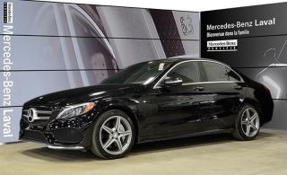 Used 2015 Mercedes-Benz C-Class C400 Awd Sedan for sale in Laval, QC
