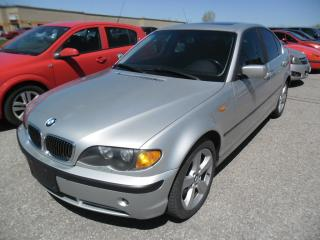 Used 2004 BMW 3 Series 330XI