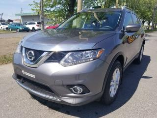 Used 2016 Nissan Rogue Sv - Cert. - Awd for sale in Drummondville, QC