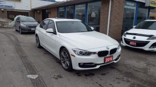 Used 2014 BMW 3 Series 320i xDrive/NAVI/BACKUP CAMERA/IMMACULATE$24500 for sale in Brampton, ON