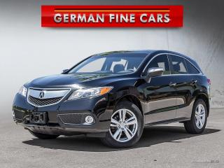 Used 2013 Acura RDX **Tech Package, NAVIGATION, BACK UP CAM** for sale in Caledon, ON