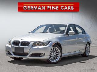 Used 2011 BMW 3 Series 328XI XDRIVE**SUNROOF, BLUETOOTH** for sale in Caledon, ON