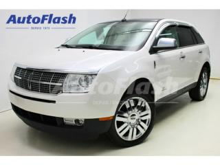 Used 2010 Lincoln MKX Ltd Awd 3.5l for sale in Saint-hubert, QC