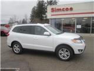 Used 2012 Hyundai Santa Fe GL SPORT for sale in Simcoe, ON
