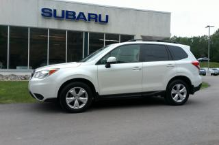 Used 2015 Subaru Forester TOURING for sale in Minden, ON