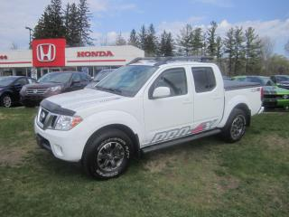 Used 2015 Nissan Frontier Pro-4X for sale in Simcoe, ON