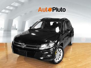 Used 2012 Volkswagen Tiguan Highline for sale in North York, ON
