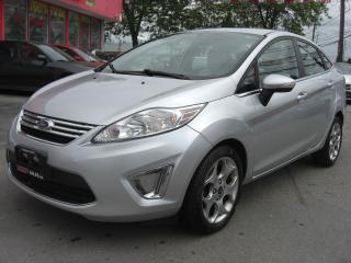 Used 2011 Ford Fiesta SEL for sale in London, ON