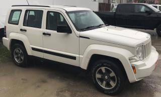 Used 2008 Jeep Liberty Sport for sale in Barrie, ON