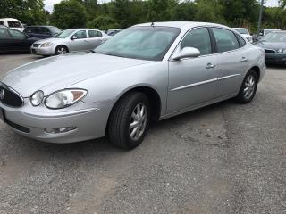 Used 2005 Buick Allure CXL for sale in Pickering, ON