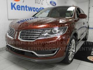 Used 2016 Lincoln MKX Reserve for sale in Edmonton, AB