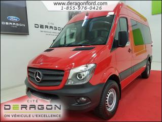 Used 2014 Mercedes-Benz Sprinter 2500 3.0l Diesel for sale in Cowansville, QC