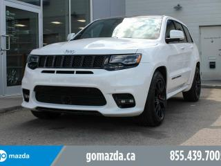 Used 2017 Jeep Grand Cherokee SRT 475 HP FULL LOAD BEAUTY JEEP for sale in Edmonton, AB