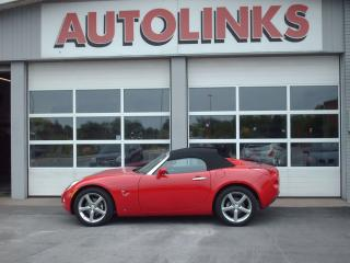 Used 2009 Pontiac Solstice low low kms for sale in St Catharines, ON