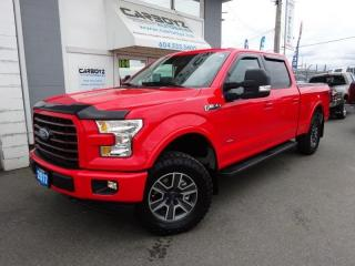 Used 2017 Ford F-150 FX4 Sport Crew 4x4, 6.5 Box, Nav, Max Trailer Tow! for sale in Langley, BC