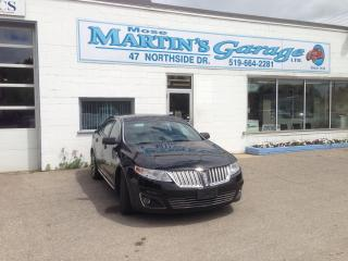 Used 2009 Lincoln MKS AWD for sale in St. Jacobs, ON