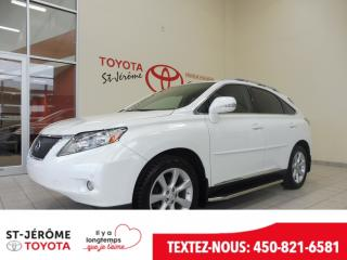 Used 2011 Lexus RX 350 Cuir Gps Mags for sale in Mirabel, QC