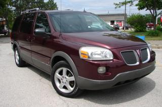 Used 2006 Pontiac Montana SV6 for sale in Mississauga, ON