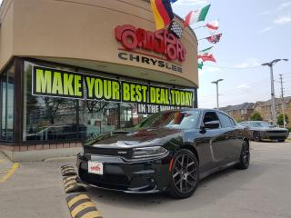 Used 2017 Dodge Charger R/T DAYTONA EDITION NAVI P-ROOF R-COM CO CAR for sale in Scarborough, ON
