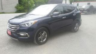 Used 2017 Hyundai Santa Fe SPORT / AWD / PANORAMIC ROOF for sale in Beaverton, ON