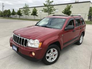 Used 2006 Jeep Grand Cherokee 4x4, Automatic, 3/Y warranty available. for sale in North York, ON