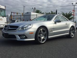 Used 2012 Mercedes-Benz SL 550 for sale in Langley, BC