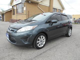 Used 2011 Ford Fiesta SE Hatchback 1.6L Automatic Certified  118,000KMs for sale in Etobicoke, ON