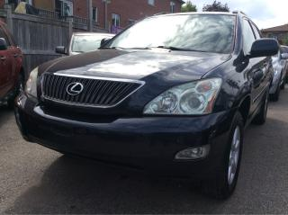 Used 2005 Lexus RX 330 4WD/Leather, Power Seats/Roof/Alloys for sale in Scarborough, ON