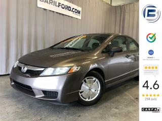 Used 2010 Honda Civic DX-G for sale in St-Hyacinthe, QC