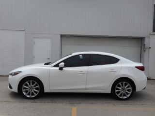 Used 2015 Mazda MAZDA3 GT for sale in Etobicoke, ON