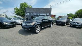 Used 2006 Nissan Murano SE - AWD for sale in Beloeil, QC