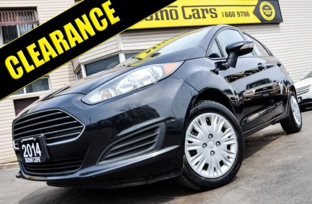 2014 Ford Fiesta SE! Microsoft Sync! Cruise! ONLY $93/bi-weekly!