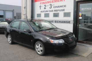 Used 2007 Saturn Ion Berline 4 portes, boîte automatique, Ion for sale in Mirabel, QC