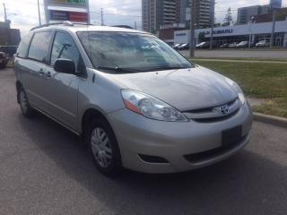 Used 2007 Toyota Sienna CE for sale in Scarborough, ON