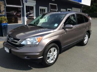 Used 2011 Honda CR-V EX AWD for sale in Parksville, BC