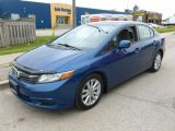 Photo of Blue 2012 Honda Civic