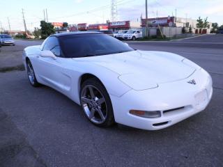 Used 1997 Chevrolet Corvette for sale in Brampton, ON