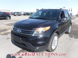 Used 2012 Ford EXPLORER LIMITED 4D UTILITY V6 4WD 3.5L for sale in Calgary, AB