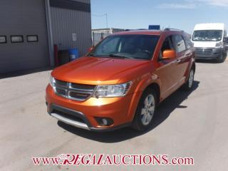 Used 2011 Dodge JOURNEY R/T 4D UTILITY AWD 7PASS 3.6L for sale in Calgary, AB