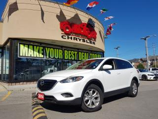 Used 2014 Mazda CX-9 GS for sale in Scarborough, ON