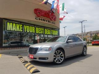Used 2014 Chrysler 300 300S PANO ROOF REAR CAM NAVI for sale in Scarborough, ON