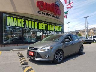 Used 2014 Ford Focus Titanium for sale in Scarborough, ON