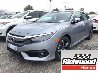 New 2018 Honda Civic Touring for sale in Richmond, BC